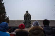At the Temple of Confucius