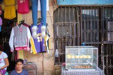 Market in Boracay
