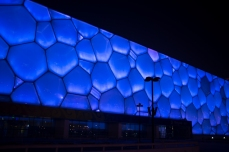 The Water Cube or National Aquatics Center