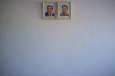Portraits of the Dear Leaders
