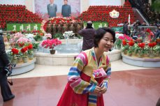 Our Guide for the Kimjongilia Flower Exhibition