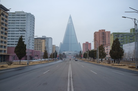 The Ryugyong Hotel