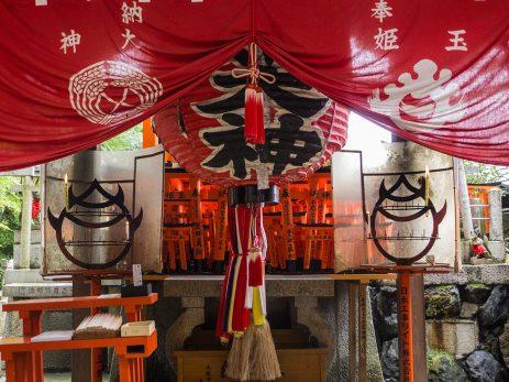 Local Shrines