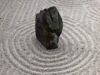 Zen Garden at Tofuku-ji Temple